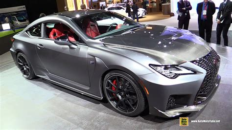 Lexus Rcf 2019 by 2019 Lexus Rcf Track Edition Exterior And Interior