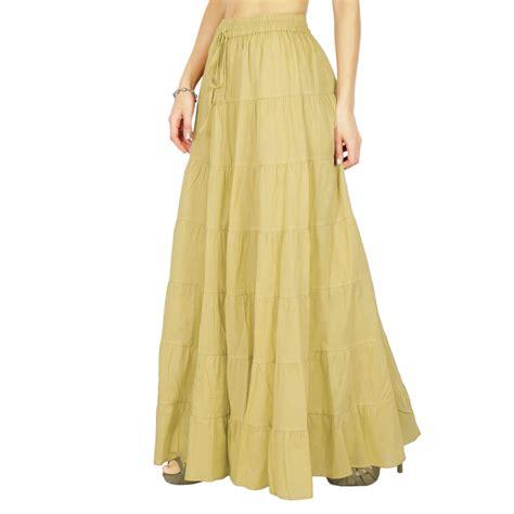 indian wear skirt maxi wear cotton fashion