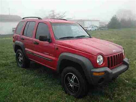how to sell used cars 2003 jeep liberty parental controls buy used 2003 jeep liberty sport sport utility 4 door 3 7l in york pennsylvania united states