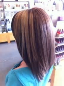 medium length swing hair cut medium blonde highlights with lowlights aveda color long