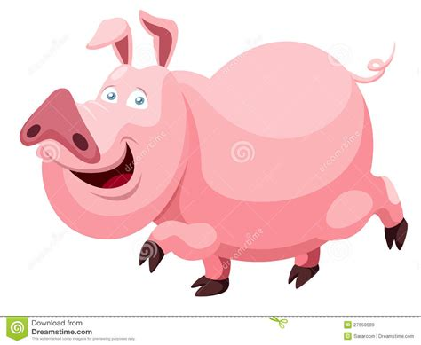 pig clipart 1 royalty free stock illustrations vector pig cartoon royalty free stock vector art illustration