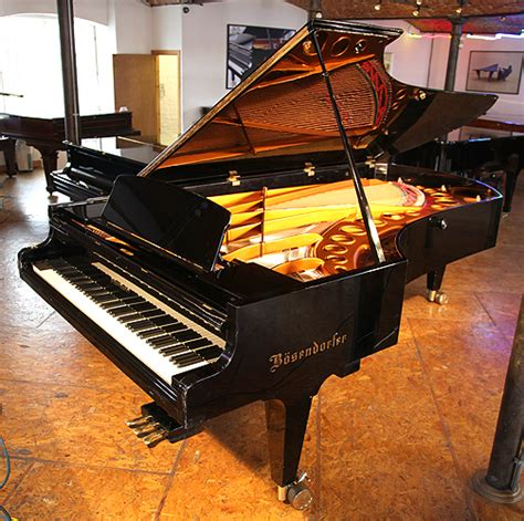 Bösendorfer Modèle 290 bosendorfer model 290 imperial grand piano for sale with a