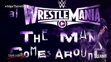 theme song wrestlemania 31 wwe undertaker wrestlemania 31 possible theme song quot the
