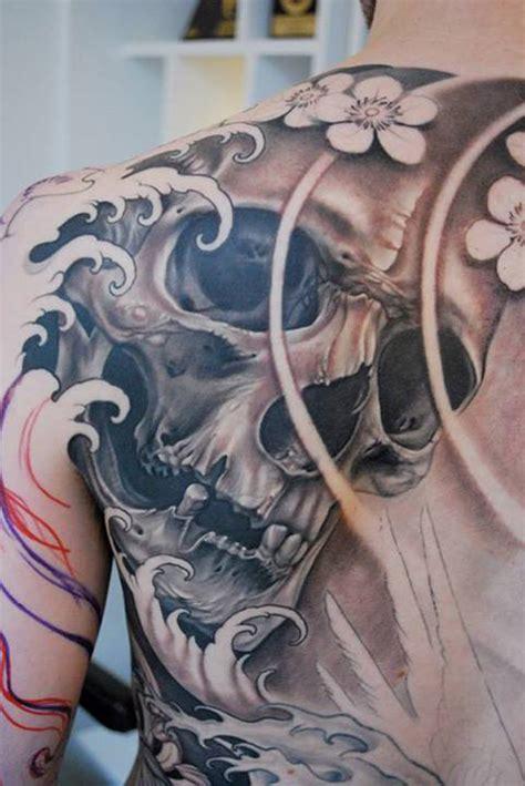 skull and cross bones tattoo steunk clock and key designs 187 ideas