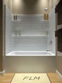 tub and shower one piece corner tub shower combo ideas hnczcyw com
