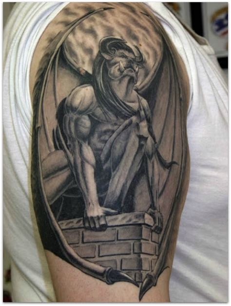 3d tattoos designs for men page title