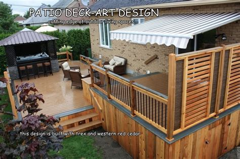 Modern Interior Decks And Patios Ideas Designer Decks And Patios