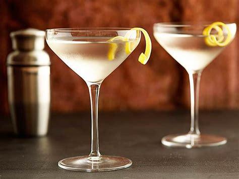 martini vintage classic martini recipe food network