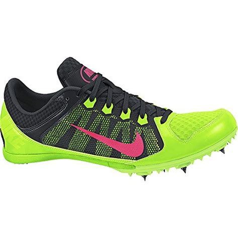 Nike Md Runner Abu Putih nike rival md 7 mens track spikes running shoes 12 electric green hyper punch black buy