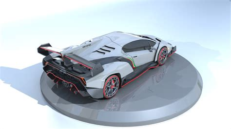 Lamborghini Veneno Rear Lamborghini Veneno Rear By Arkhonus On Deviantart
