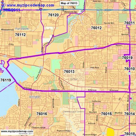 arlington texas zip code map zip code map of 76013 demographic profile residential housing information etc