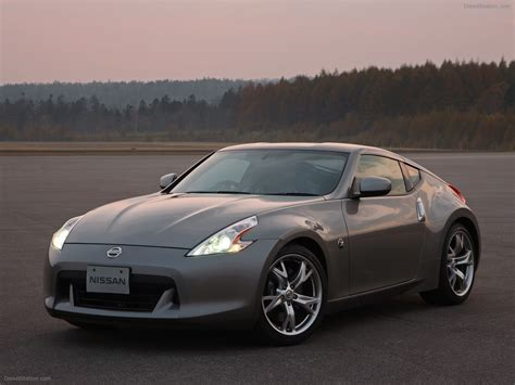 nissan fairlady 370z nissan new fairlady z exotic car wallpaper 09 of 42