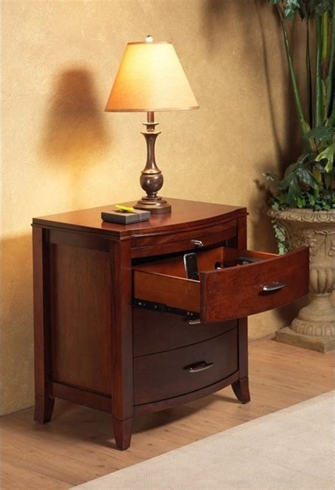 bedside table with charging station bedside charging station table quickinfoway interior ideas