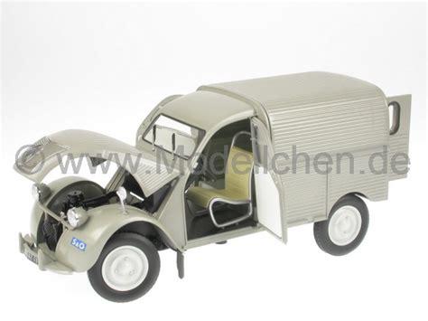 Ente Automarke by Citroen 2cv Fourgonette Kasten Ente Modellauto 181500