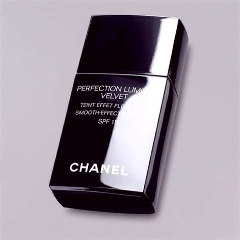 Chanel Mat Lumiere Foundation Discontinued by Chanel Perfection Lumi 232 Re Velvet Albion Eclafutur And