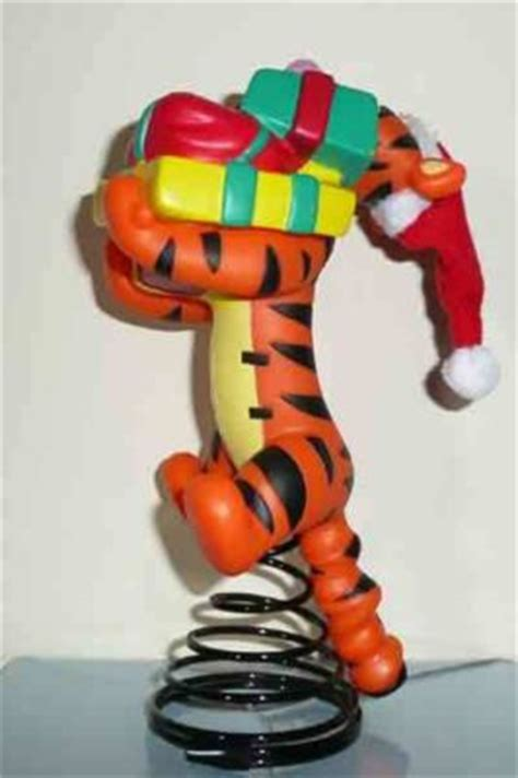 disney tigger christmas tree topper antique price guide