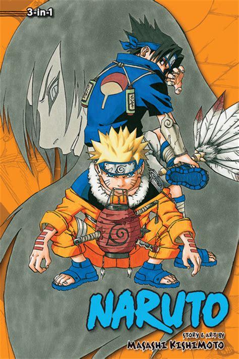 naruto    edition manga volume