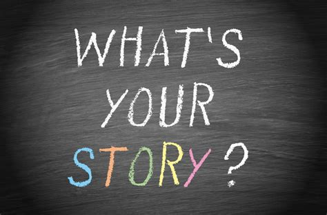 This Is Not Your Story tell your story nuvonium