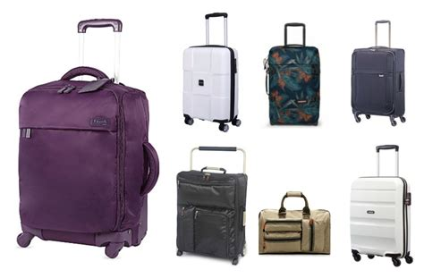 cabin lugage 7 best lightweight cabin luggage bags say hello