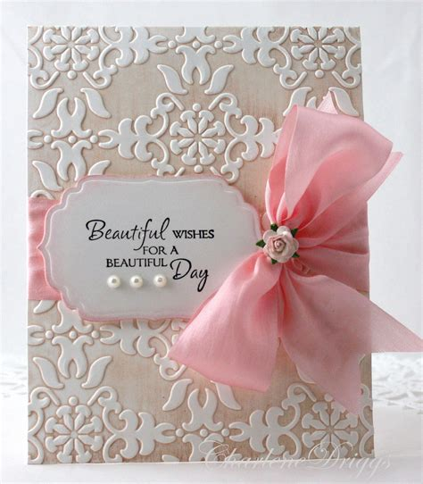 Handmade S - embossed handmade cards home design idea