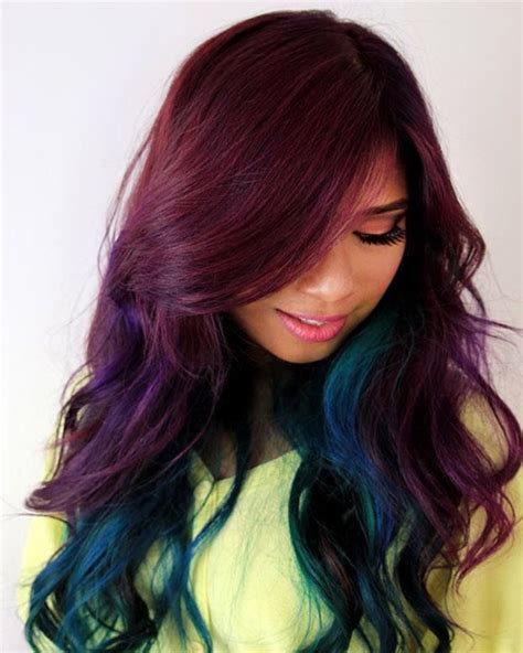 hairstyles and hair colours crazy hair color for girls 2015 2016 styles time of girls