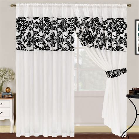 damask window curtains luxury damask curtains pair of half flock pencil pleat