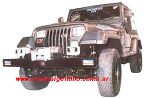 Jeep Aventura Coche Argentino Todos Los Autos Argentinos Desde 1900