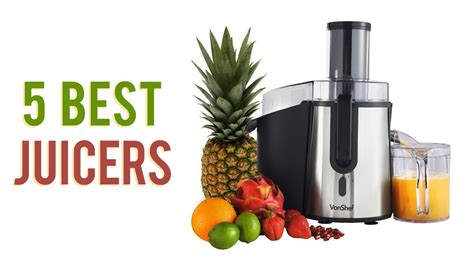 best of juicer 5 best juicers 2018 top juicer reviews