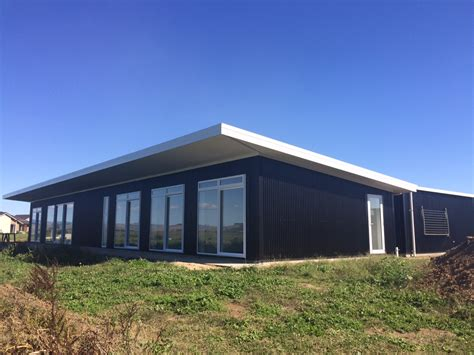 Steel Homes Better Steel Buildings Coresteel Buildings Barn House Designs Nz