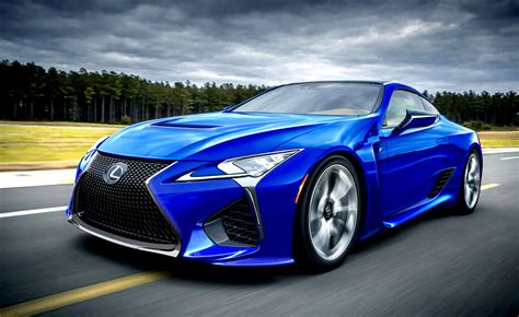 lfa lexus lexus the blue car 2019 2020 lexus lfa front view