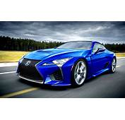 Lexus 2019 2020 LFA For Driver Who Love To