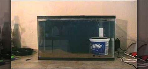 how to make a fish aquarium filter 171 fish