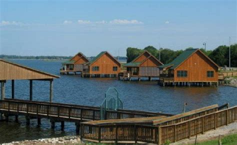 Poverty Point Lake Cabins by Poverty Point Reservoir State Park Louisiana Office Of