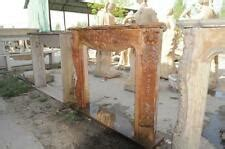 carved beige marble fireplace mantel simple shell marble fireplace ebay
