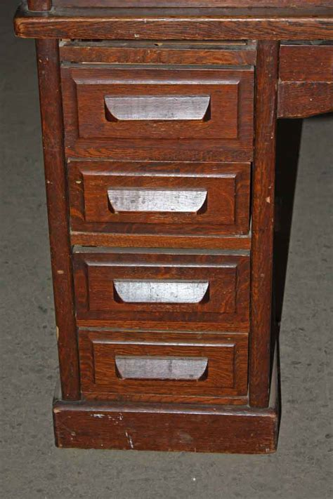 vintage small roll top desk antique small roll top desk olde good things