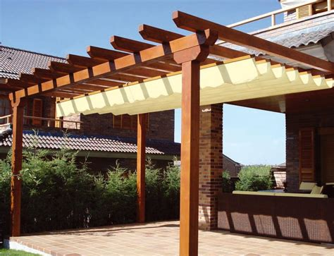 Outdoor Garage Designs pergolas clasicas pergolas patios and decking
