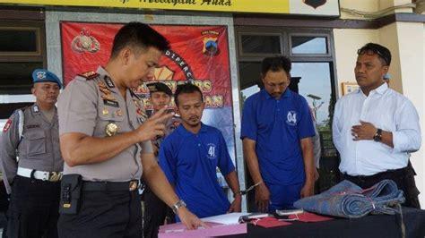 pencuri hewan ternak  kabupaten pekalongan ketahuan