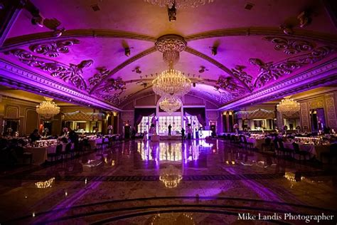 wedding ballrooms in new jersey 2 garfield nj indian fusion wedding by mike landis photographer maharani weddings