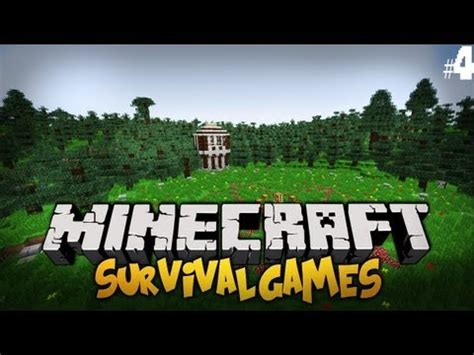 minecraft hunger games 16 feat ramy youtube survival games you play games