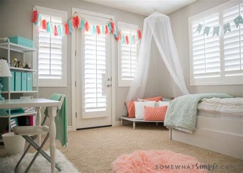 10 year old bedroom tween girl bedroom decor lady bugs tween and 10 years