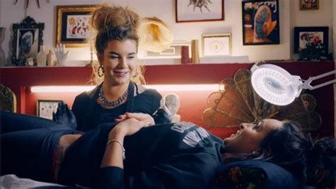 tattoo fixers ruined my life tattoo fixers shocks as girl has seriously x rated inking