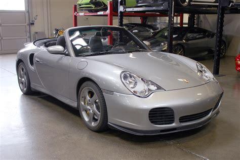 Porsche 2005 For Sale by 2005 Porsche 911 Turbo S Cabriolet For Sale 81784 Mcg