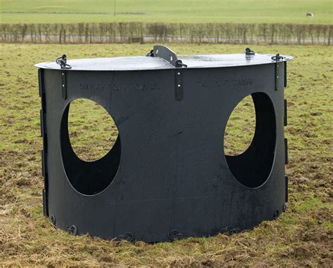 Plastic Rabbit Hutches For Sale Solway Products Monster Hay Feeder Recycled Plastic Hay