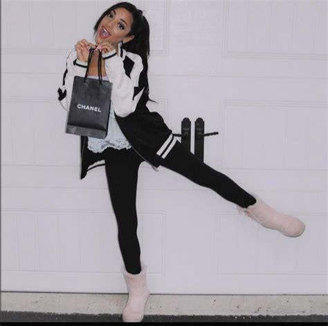 Ugg Bedroom Shoes Shoes Gabriella Demartino Gabi Demartino Chanel Ugg