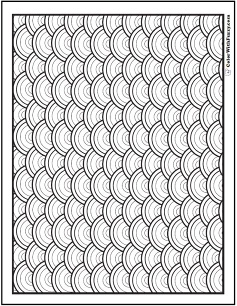 html pattern color pattern coloring pages customize pdf printables