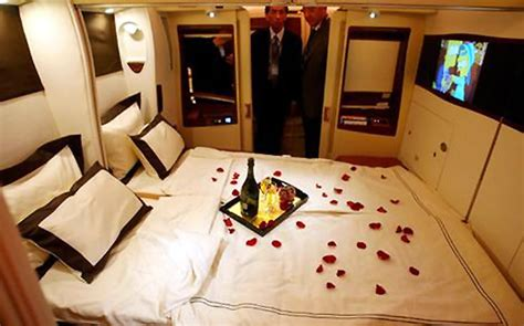 planes with beds would be very happy to see air india privatised tata