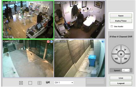 security surveillance systems