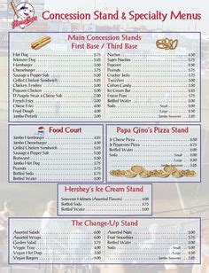 concession stand price list template writersgroup836 web