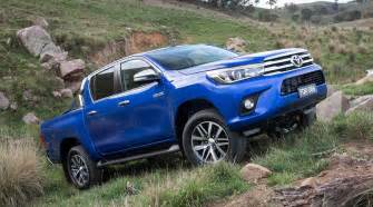 Toyota Truck 2016 2016 Toyota Hilux Debuts With New 177hp Diesel 33 Photos