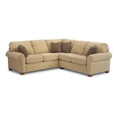 flexsteel thornton 2 sofa sectional steger s